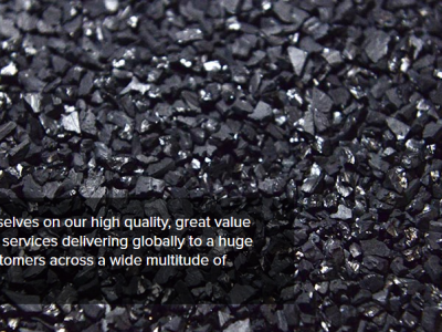 Granular activated carbon series